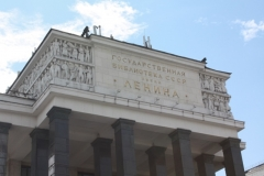 Moskova-Milli Kütüphane1
