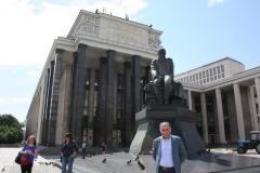 Moskova-Milli Kütüphane4