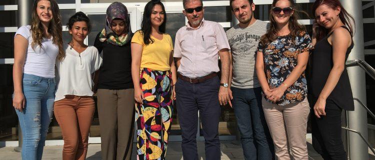 BEYAS Koorditatörlüğü: DTCF Bilgi ve Belge Yönetimi Bölümü Öğrencileri